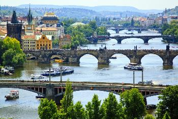 Brief tour of Prague