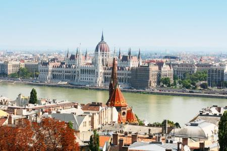 Studying in Hungary - Budapest