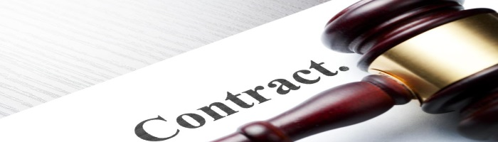 Law training contract