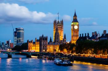 Uk attitudes and values - Living in London