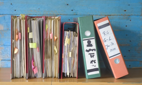 Postgrad Files Organised