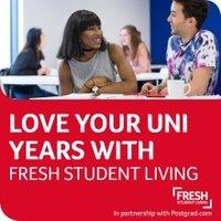 Fresh Student living